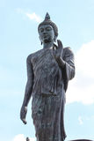 Image of Buddha in Phuttamonthon. Thailand Royalty Free Stock Photos