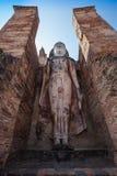 Image of buddha, Sukhothai Historical Park Stock Photos