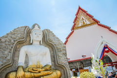 Image of Buddha. In Suphanburi,Thailand Royalty Free Stock Images