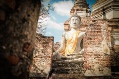 The image of Buddha Stock Photo