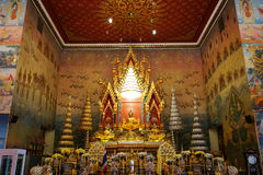 The image of Buddha Royalty Free Stock Photography