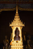 Image of  Buddha in a temple. Image of  Buddha in temple Thailand Stock Photos