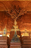 Image of Buddha. In Thai temple Stock Photography