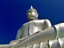 Image of buddha in thailand Royalty Free Stock Image