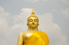 Image of Buddha in Thailand Stock Image
