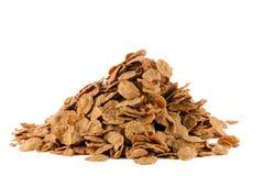 Image bulk heap of delicious flakes Stock Photo