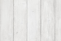 Image of bumpy wooden wall background painted white Royalty Free Stock Photos