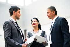 Image of a business team Stock Image