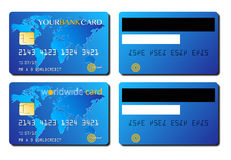 Credit card concept Royalty Free Stock Photo