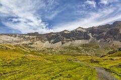The Circus of Troumouse - Pyrenees Mountains Royalty Free Stock Photo