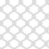 Image of chain fence Royalty Free Stock Photos