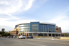 Image of the Chesapeake Energy Arena Royalty Free Stock Photos
