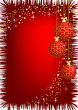 Image of christmas background Stock Photography