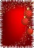 Image of christmas background Stock Photography