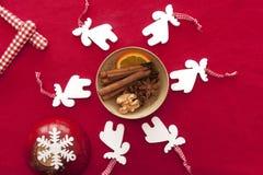 Time to Christmas Stock Image