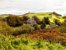 Holy Trinity Church in Dunamase royalty free stock image
