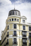 Image of the city of Madrid, its characteristic architecture Stock Photo