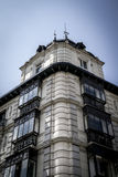 Image of the city of Madrid, its characteristic architecture Stock Image