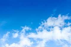 image of clear sky on day time . Stock Images