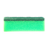 Image of colored sponges isolated close up / cleaners, detergents, household cleaning sponge for cleaning / cleaning sponge with s Royalty Free Stock Photography