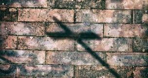 Image composée de fin de la croix 3d en bois Images stock