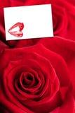 Image composée de fin des roses rouges Photo stock