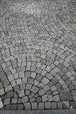 Image composed of blocks of paving the way Stock Photos