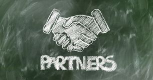 Communication, Partners stock photos