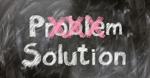 Communications, Problem Solution Royalty Free Stock Photography