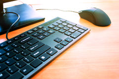 Image conceptuelle d'informatique Photographie stock