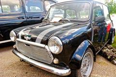 Image courante automobile de vintage de Mini Cooper Photos libres de droits