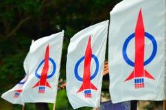 Image courante de 13ème élection générale malaisienne Image stock