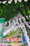 Image courante de 13ème élection générale malaisienne Photographie stock libre de droits