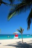 Image courante de Cave Beach Club, Montego Bay, Jamaïque de docteur image libre de droits