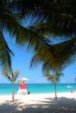 Image courante de Cave Beach Club, Montego Bay, Jamaïque de docteur photos libres de droits