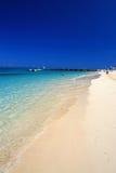 Image courante de Cave Beach Club, Montego Bay, Jamaïque de docteur photo stock