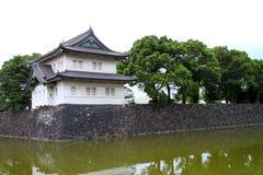 Image courante de palais impérial, Tokyo, Japon image stock