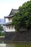 Image courante de palais impérial, Tokyo, Japon photo stock