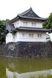 Image courante de palais impérial, Tokyo, Japon photographie stock