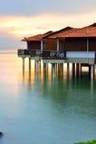 Image courante de port Dickson, Malaisie photographie stock libre de droits