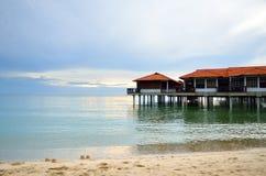 Image courante de port Dickson, Malaisie image stock