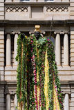 Image courante de statue du Roi Kamehameha, Honolulu, Hawaï Photographie stock