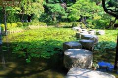 Image courante de tombeau de Heian, Kyoto, Japon Photos libres de droits
