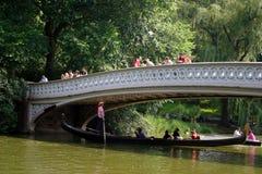 Image courante du Central Park de New York, Etats-Unis Photos libres de droits