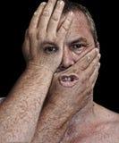 Image créatrice de concept de liberté de parole Photographie stock