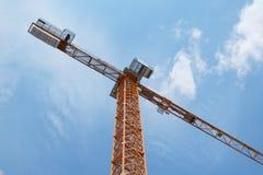 The image of crane Stock Image