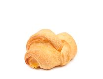 Image of croissant. Royalty Free Stock Photography