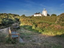 Cromer Lighthouse Royalty Free Stock Images