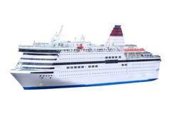 Image of a cruise ship Stock Photo