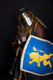 Image of crusader Stock Photos